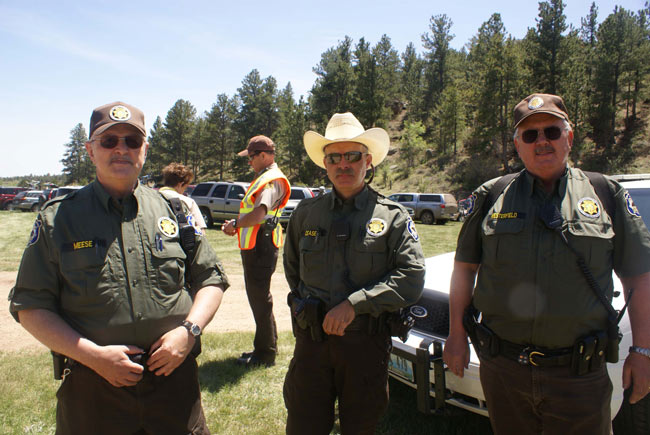 how to become a us park ranger